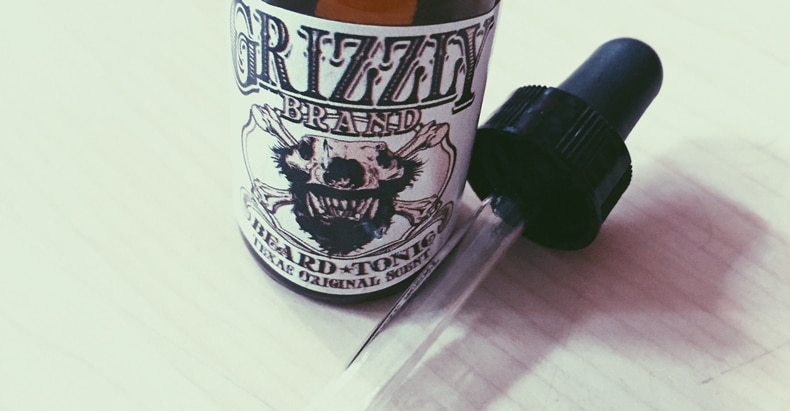 Grizzly Brand Oil