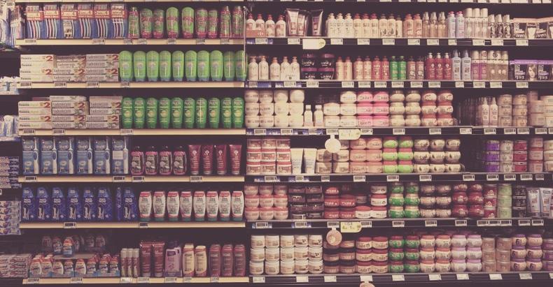 cosmétiques chimiques
