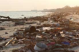 déchets plage